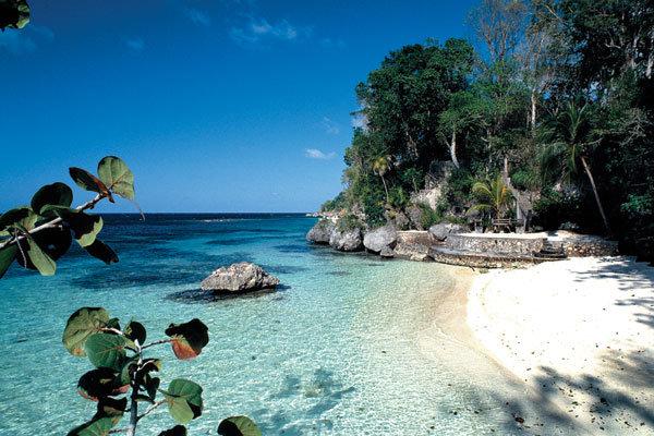 пляж джеймс бонд