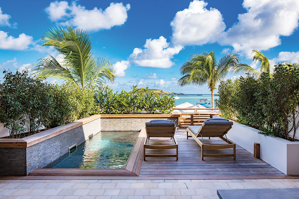 le barthelemy hotel and spa st barths