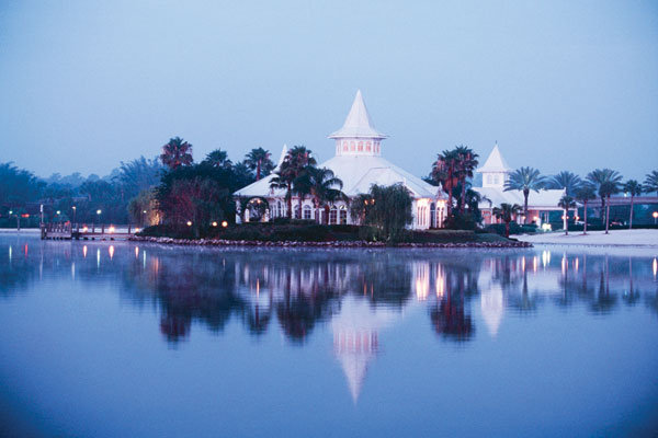 grand floridian wedding pavilion disney world