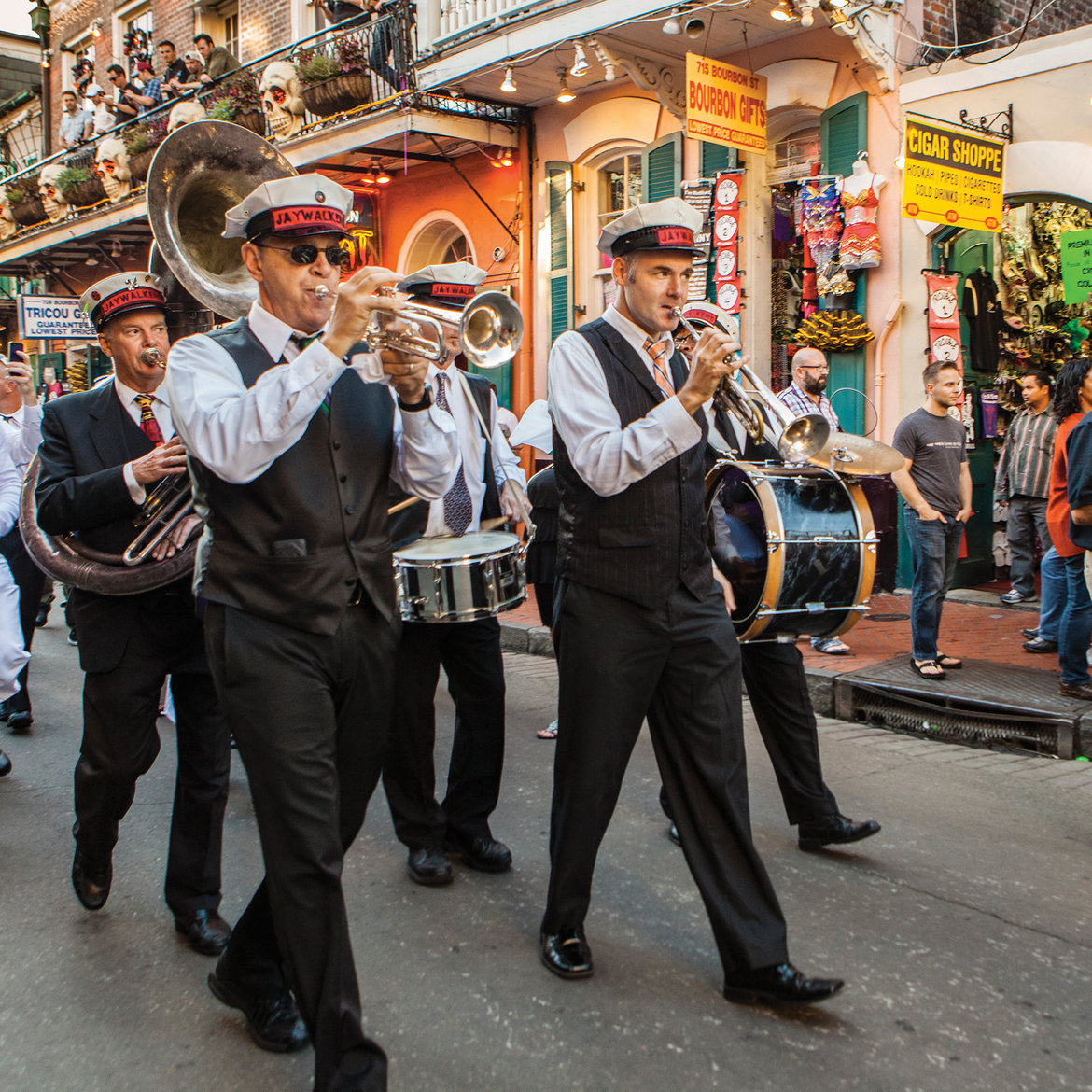new orleans marching band
