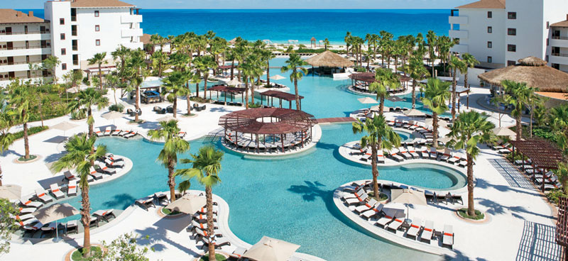 Golf & Spa Resort, Secrets Playa Mujeres Resort, Mexico