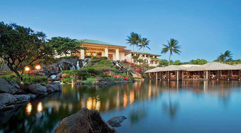 hotels list kauai honeymoon resorts