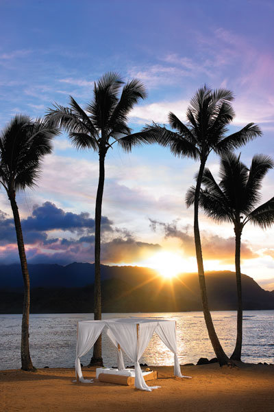 st regis princeville resort in kaui hawaii