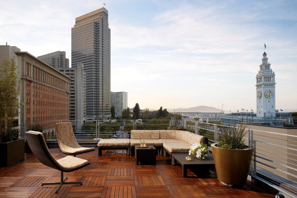 hotel vitale in san fransisco california