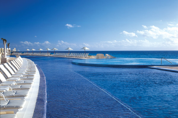 Poolside Mexico Resorts With The Best Pools Bridalguide