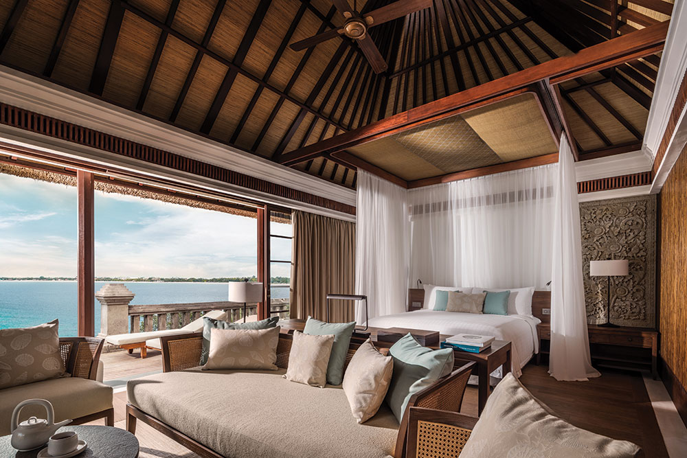 Four Seasons Jimbaran Bay in Bali