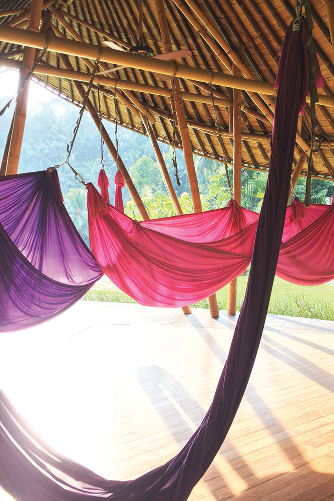 Yoga Cocoons in Bali