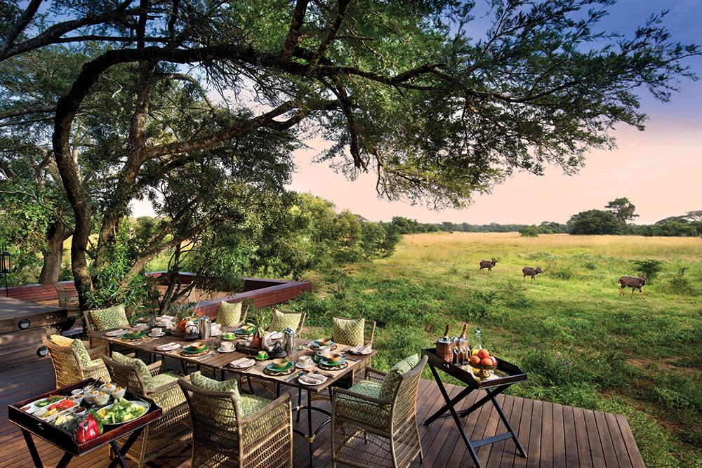 AndBeyond Phinda Rock Lodge in South Africa