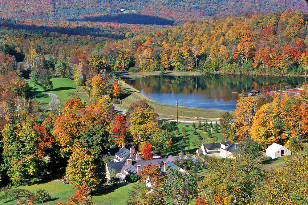 Twin Farms Vermont