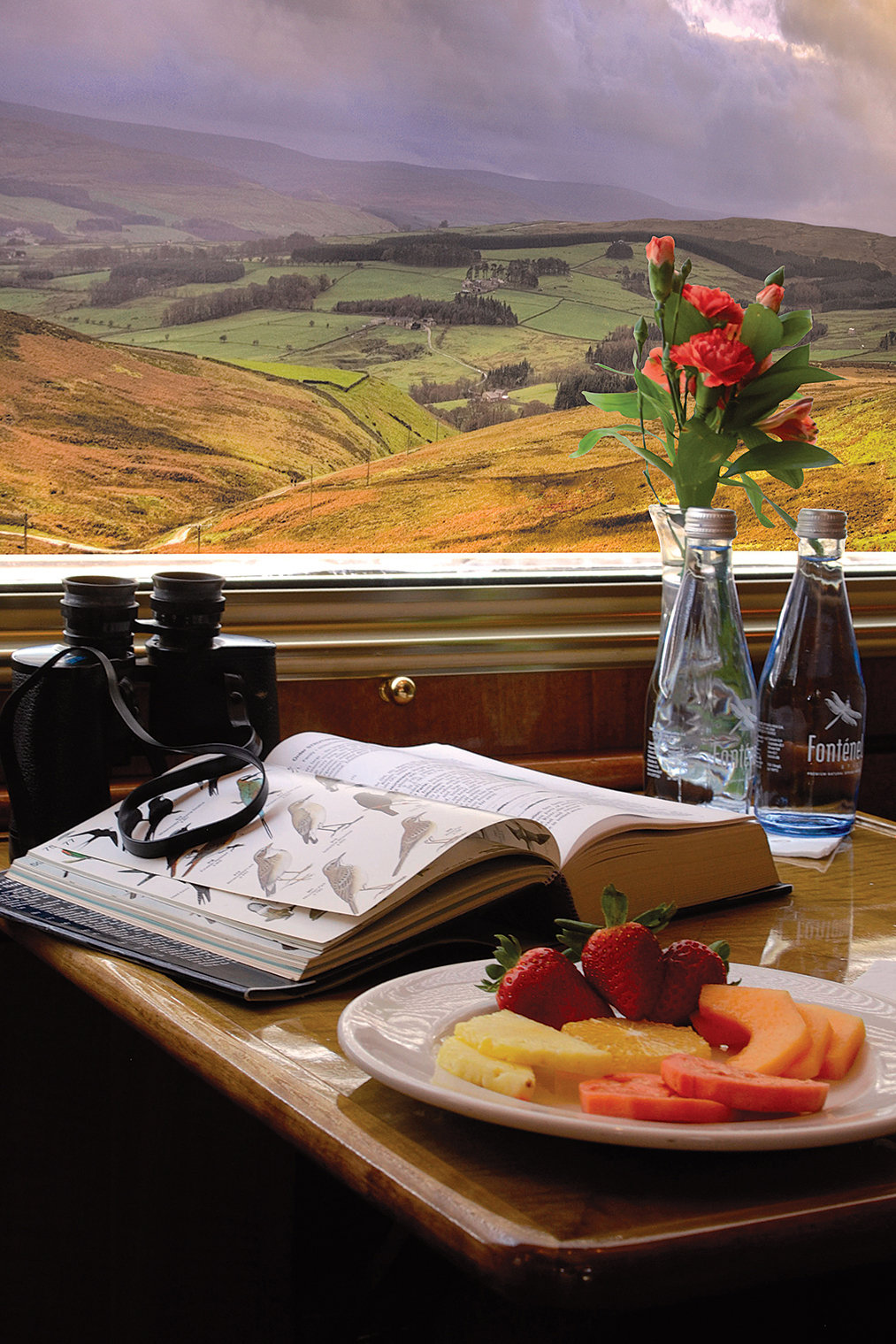 Travel The World By Train For An Unforgettable Honeymoon