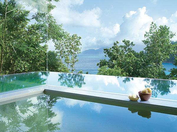 serenity now intimate relaxing honeymoon destinations bridalguide. Black Bedroom Furniture Sets. Home Design Ideas