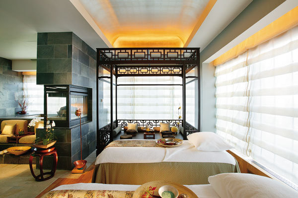 spa at the mandrin oriental new york