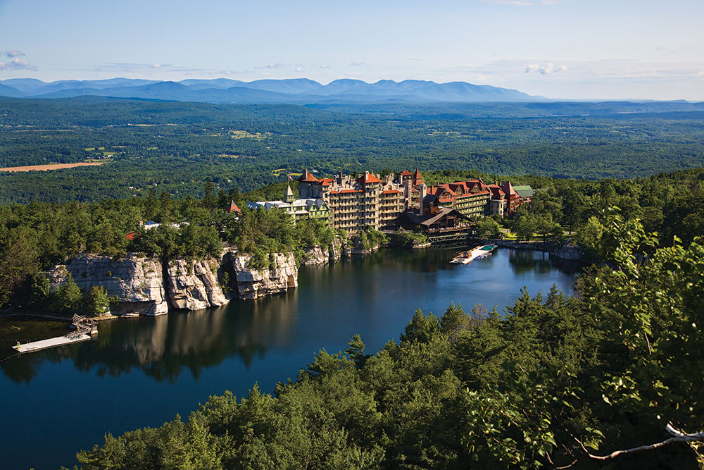 Mohonk Mountain House New Paltz New York