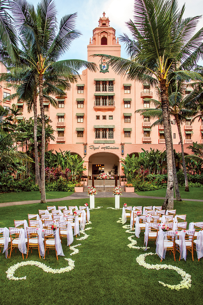royal hawaiian oahu resort