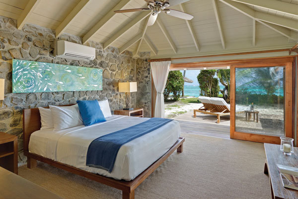 resort bed