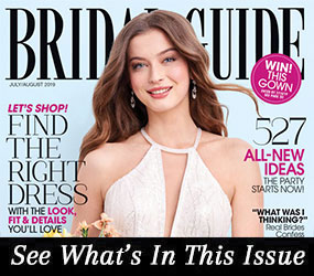 Bridal Guide May June 2019 Cover