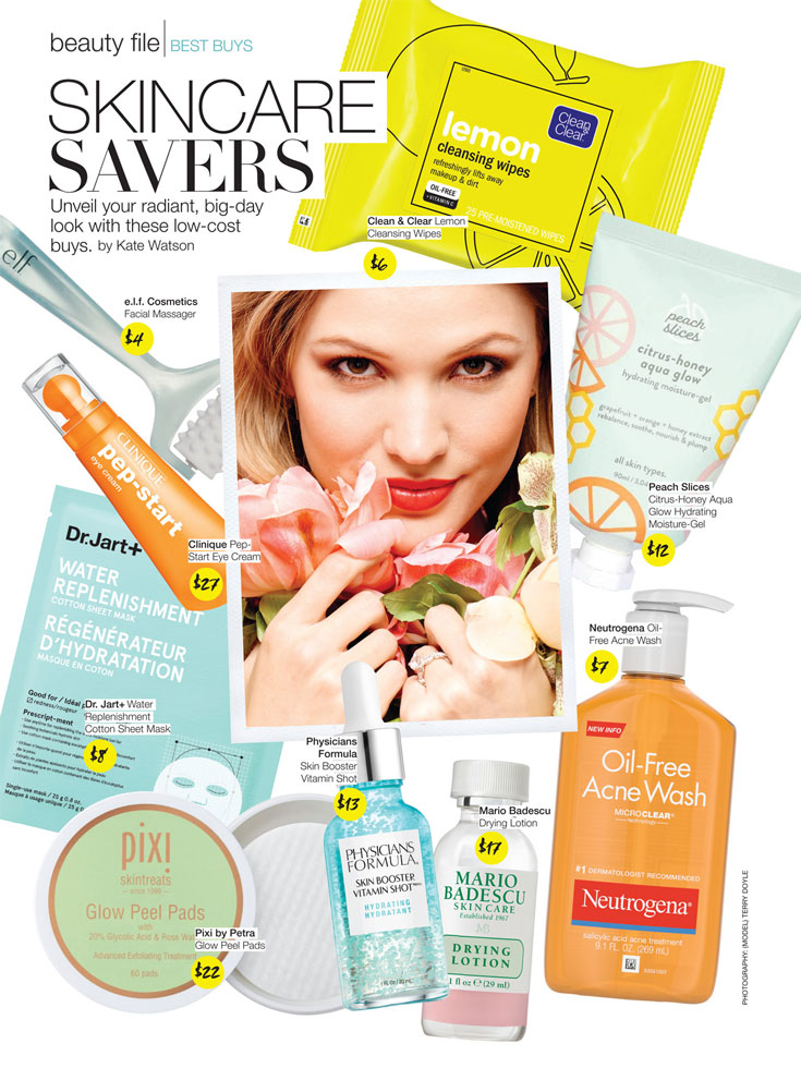 Skincare Savers