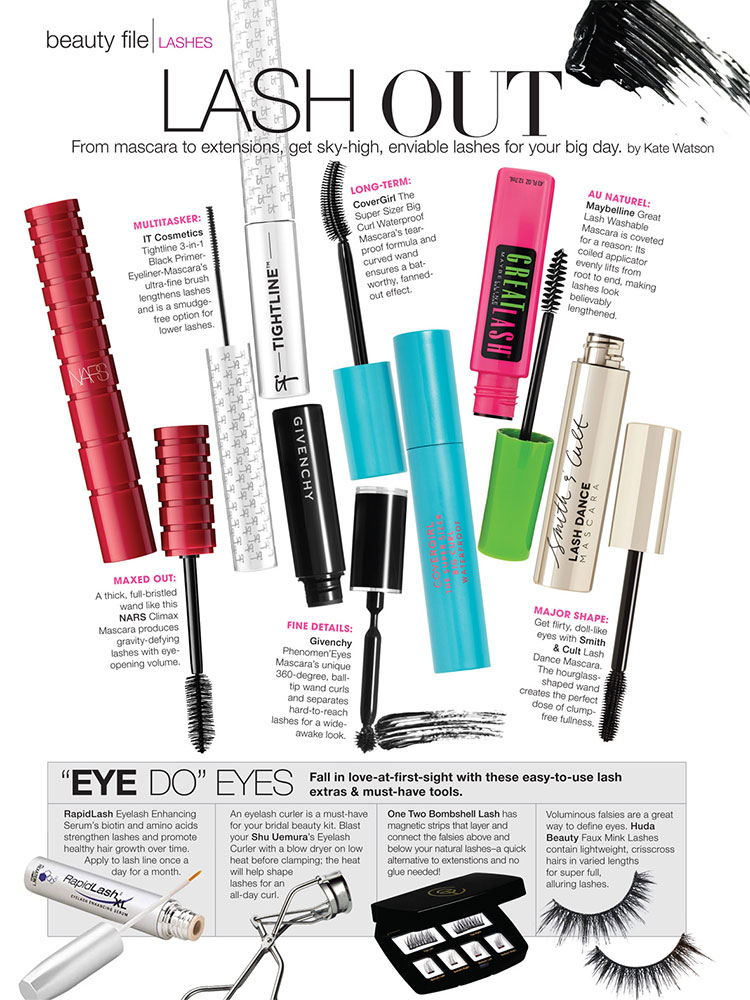 Beauty File Mascara and Lashes