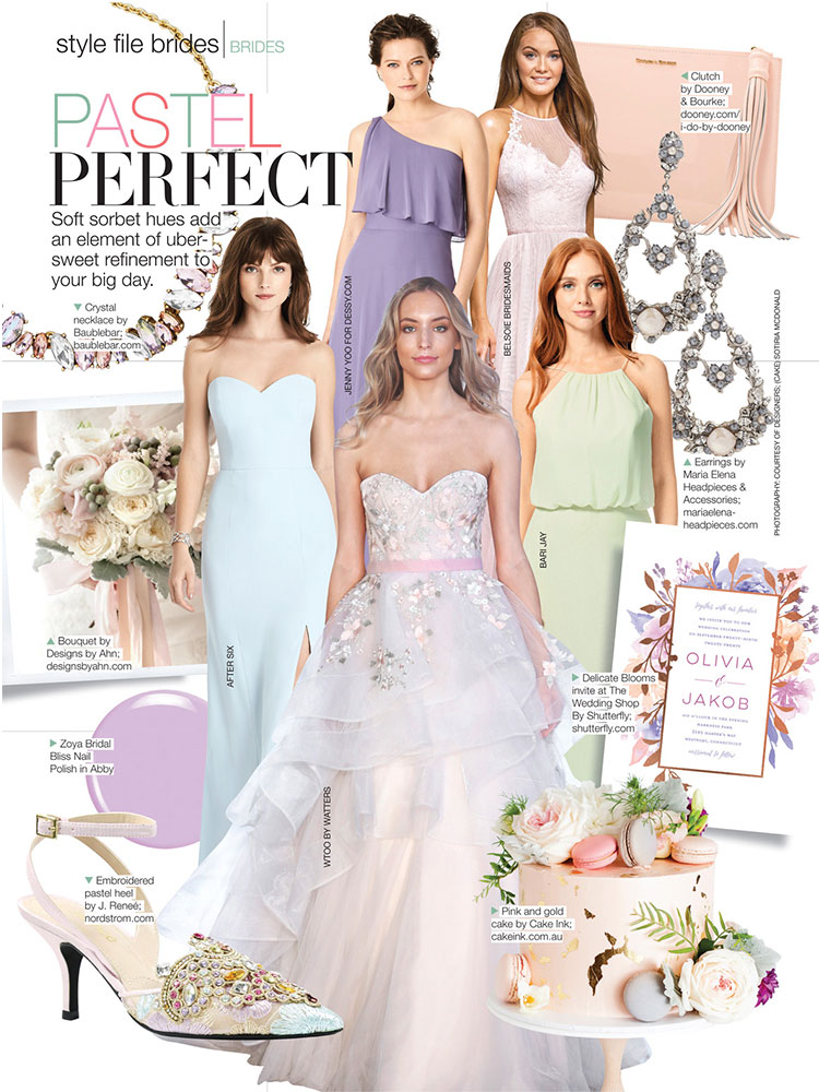 Style File Pastel Perfect