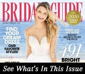 Bridal Guide Nov-Dec 2019 Cover