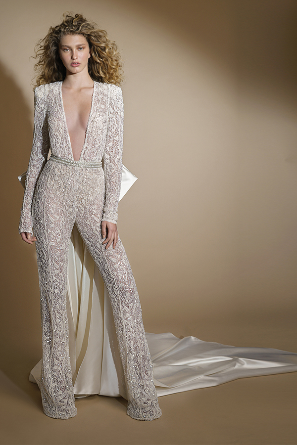 Bridal Jumpsuits That Will Make You Reconsider A Wedding Dress