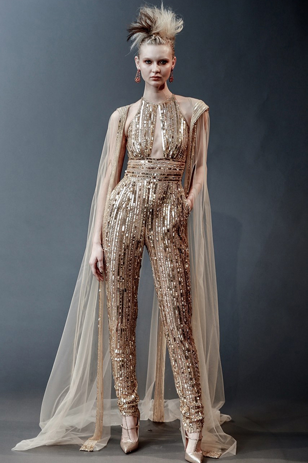 Bridal Jumpsuits That Will Make You Reconsider A Wedding Dress BridalGuide