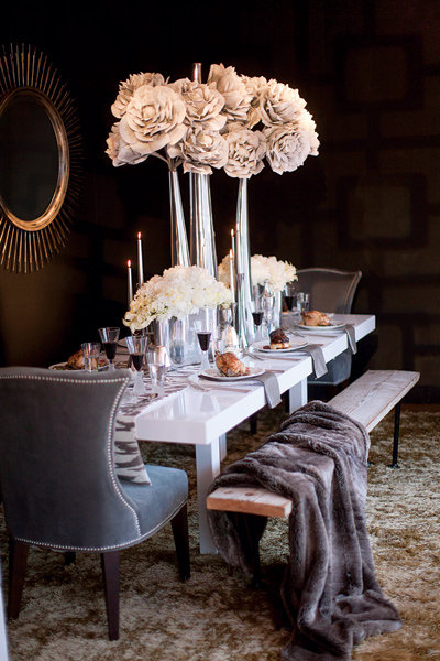 Bridal Shower Decorations - Bridal Shower Inspiration | Wedding