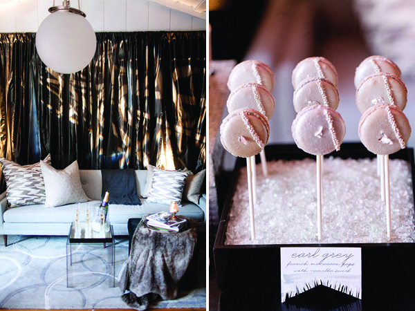 cdf7bc50155 Luxurious Bridal Shower Inspiration BridalGuide