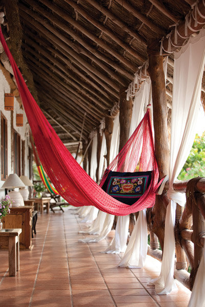 hammock in mexico