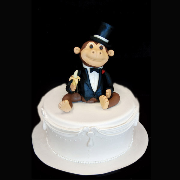 Average Cost Of A Wedding Cake Topper