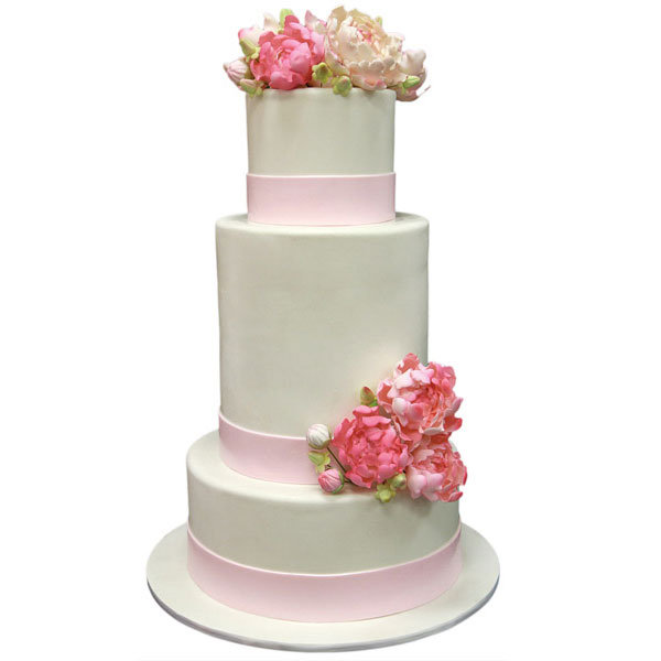 Average Cost For Wedding Cake For