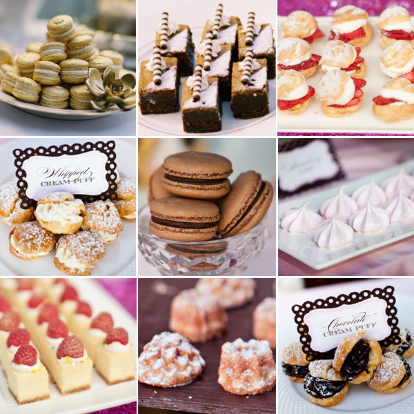 Wedding Mini Desserts: 5 Wedding Cake Alternatives Page 4