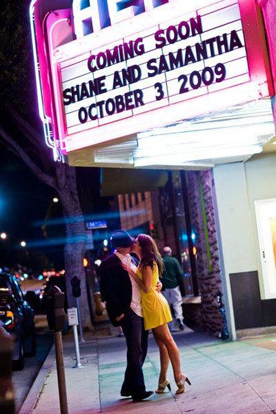 Cinema dating service