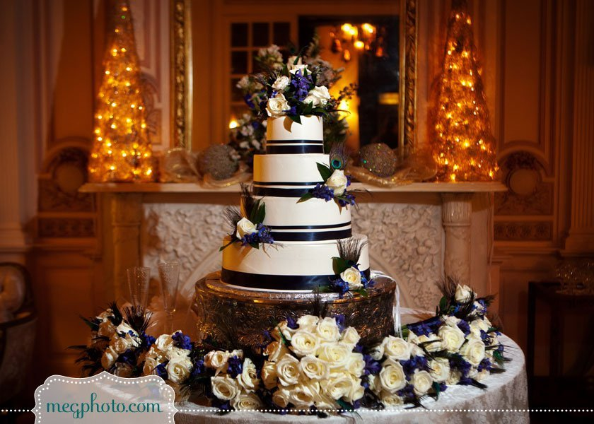 david tutera wedding cakes how to show your wedding cake bridalguide 13356