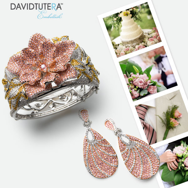 Scorpio mom loves weddings for David tutera wedding jewelry collection