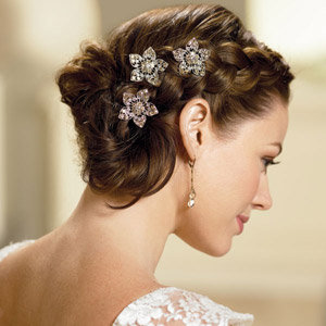 More Picture For 2013 wedding hairstyles bridal hair trends.