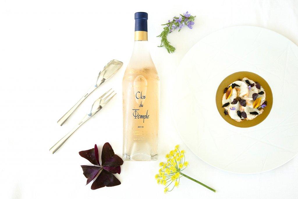 Gerard Bertrand Clos du Temple wine