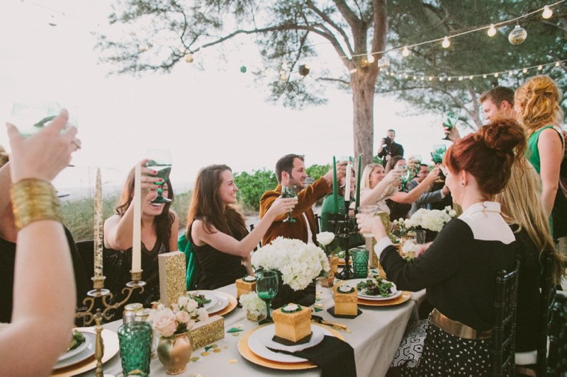 25 ways to throw a memorable engagement party bridalguide for Event planning ideas parties