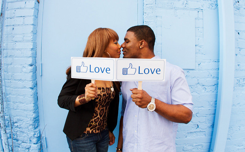 facebook theme engagement photos