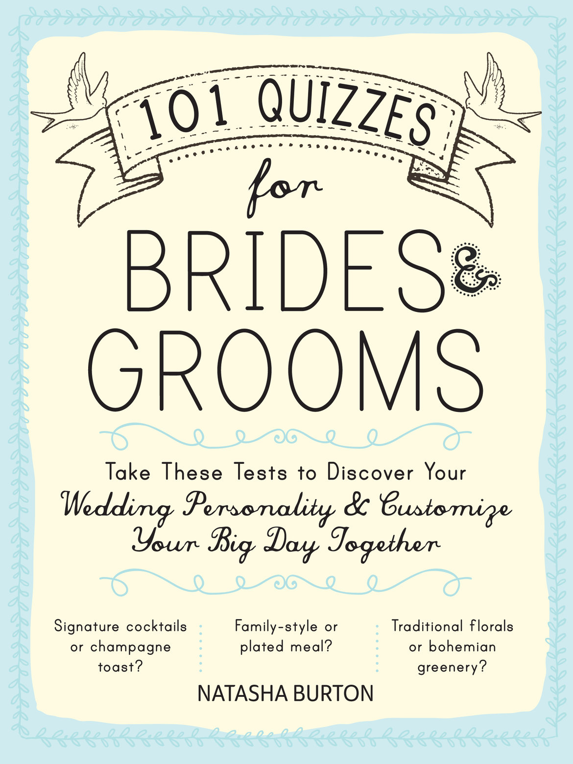 101 quizzes for brides and grooms