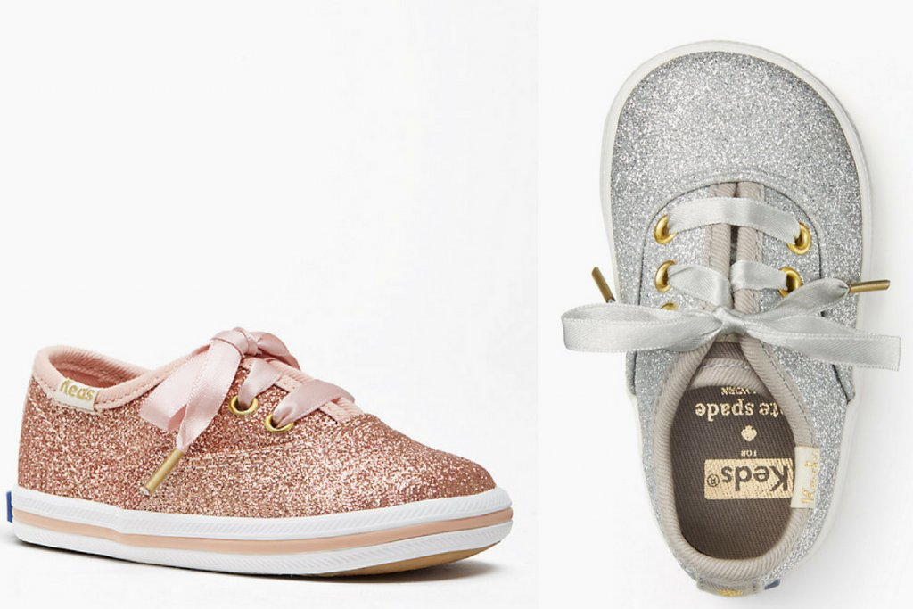 KEDs by kate spade Champion Glitter