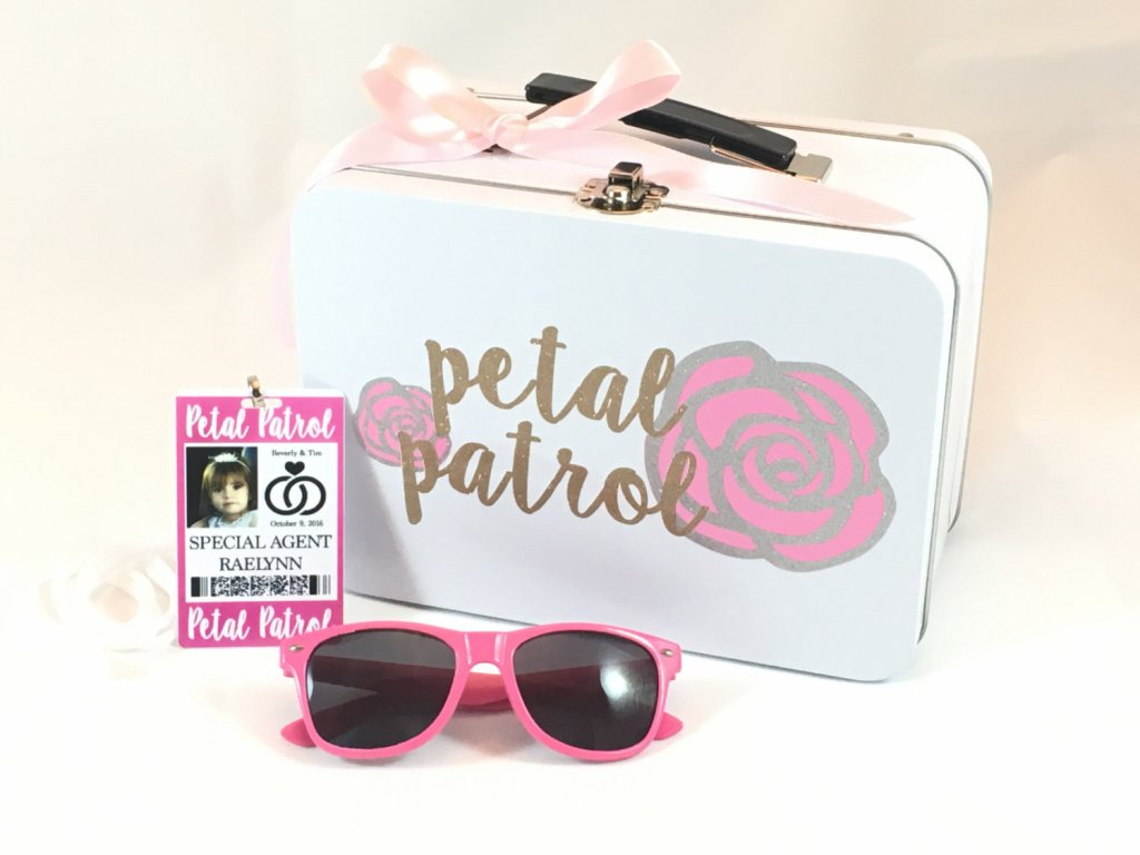 Etsy Petal Patrol Gift Set for Flower Girl