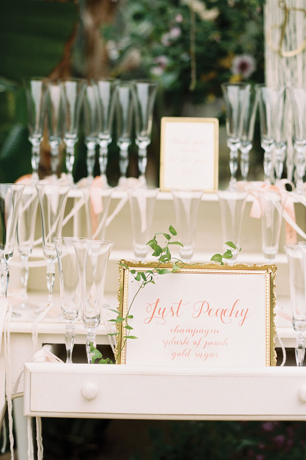 A Romantic Garden Themed Bridal Shower Bridalguide
