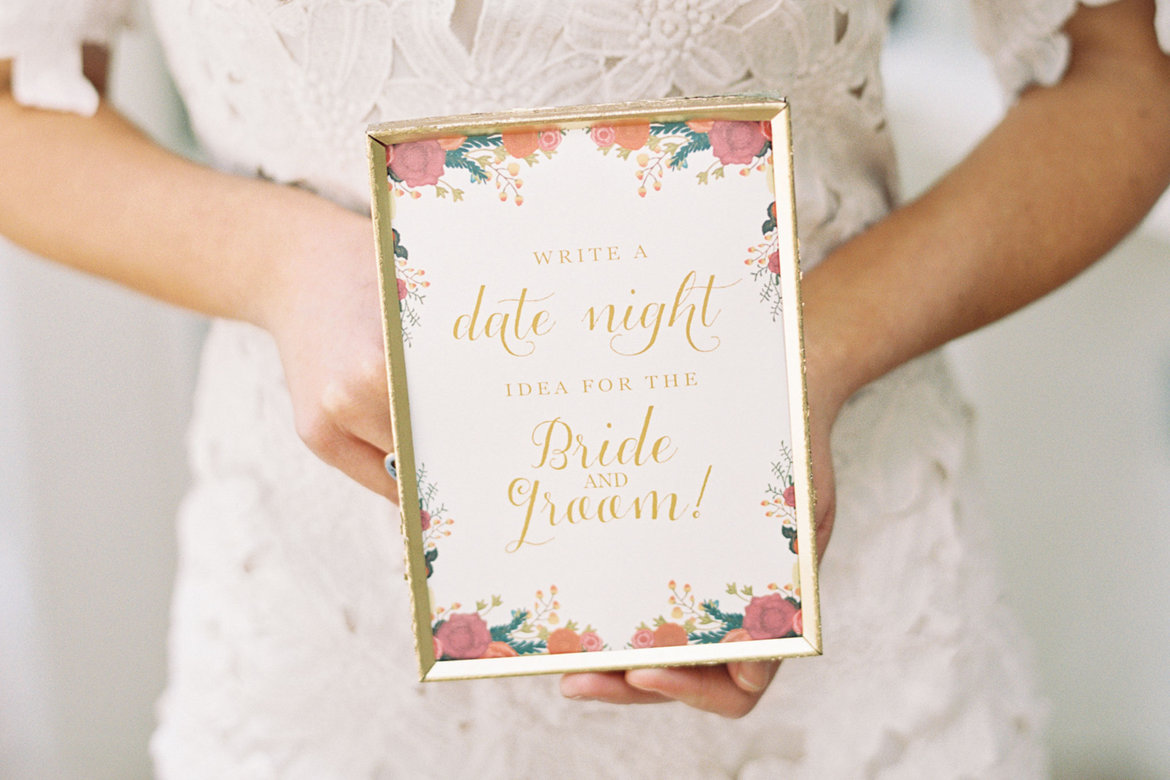 A Romantic Garden-Themed Bridal Shower BridalGuide