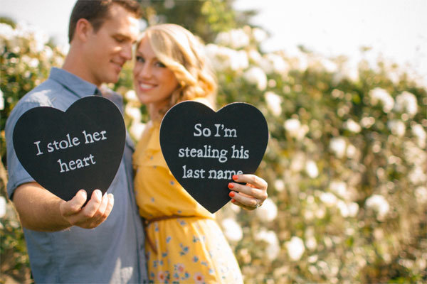 Changing Your Last Name How To Decide What S Right For You Bridalguide