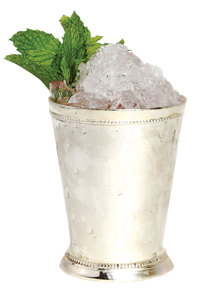 Slow & Low Julep