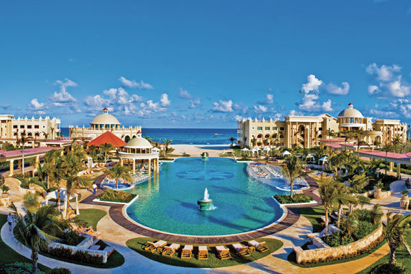 All Inclusive Destination Wedding Resorts Get Married On The House BridalGuide