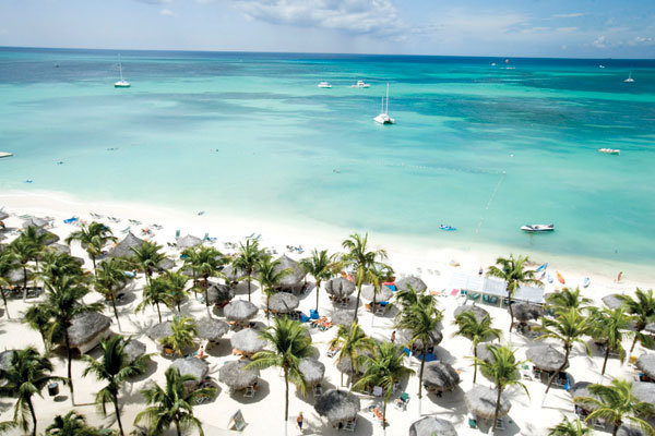 Deep Sea Fishing And Scuba Can Be Arranged By The Resort Staff Room Rates At Occidental Grand Aruba Start 280 Per Person Night All Inclusive