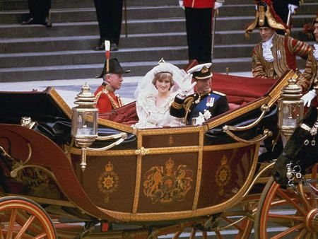 princess diana carriage