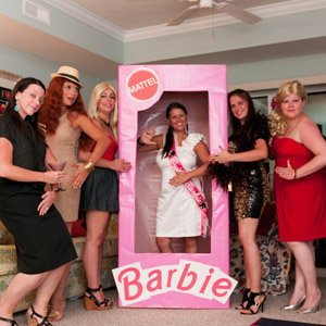 Crazy Fun Bachelorette Ideas From Real Parties Bridalguide